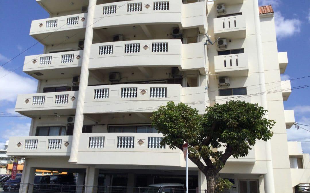 Shima Plaza 5F – 3mins drive to Kadena Gate 2